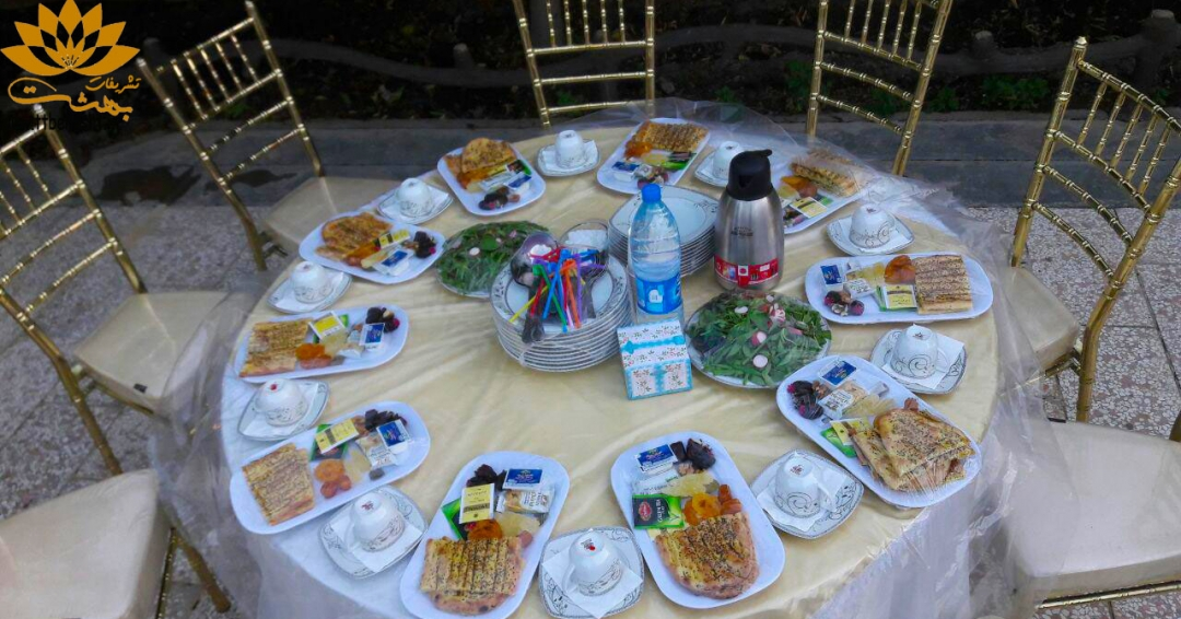 تشریفات-افطاری در ماه رمضان
