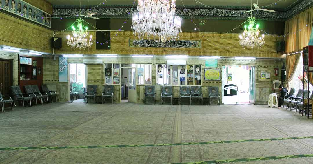 رزرو مسجدالنبی مشهد
