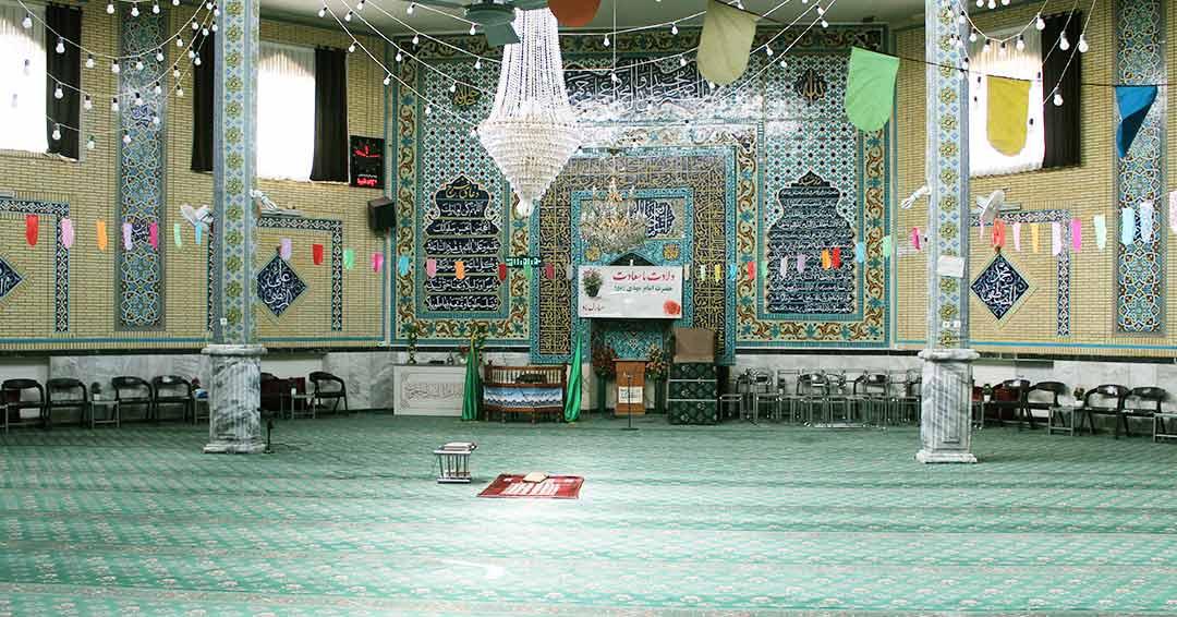 رزرو مسجد رضوی مشهد