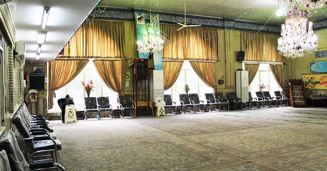 مسجدالنبی مشهد