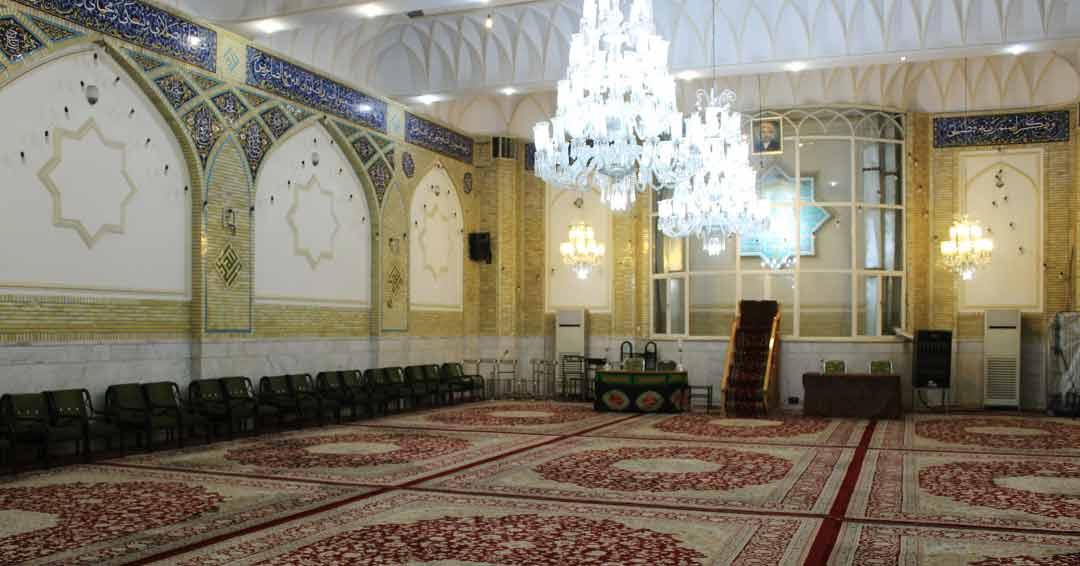 مسجد و حسینیه اخوان مشهد