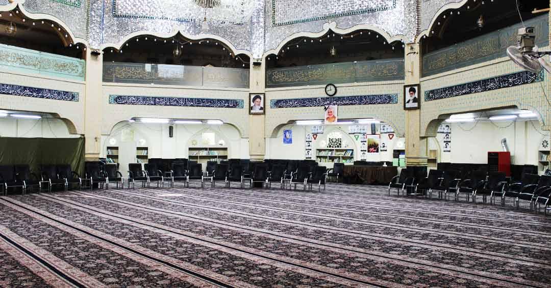 مسجد امام سجاد(ع) مشهد