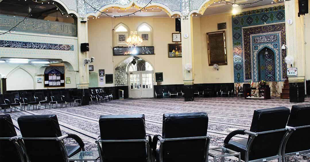 مسجد امام سجاد مشهد