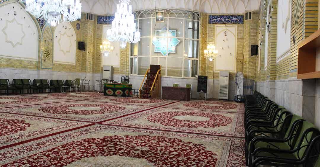 رزرو مسجد اخوان مشهد
