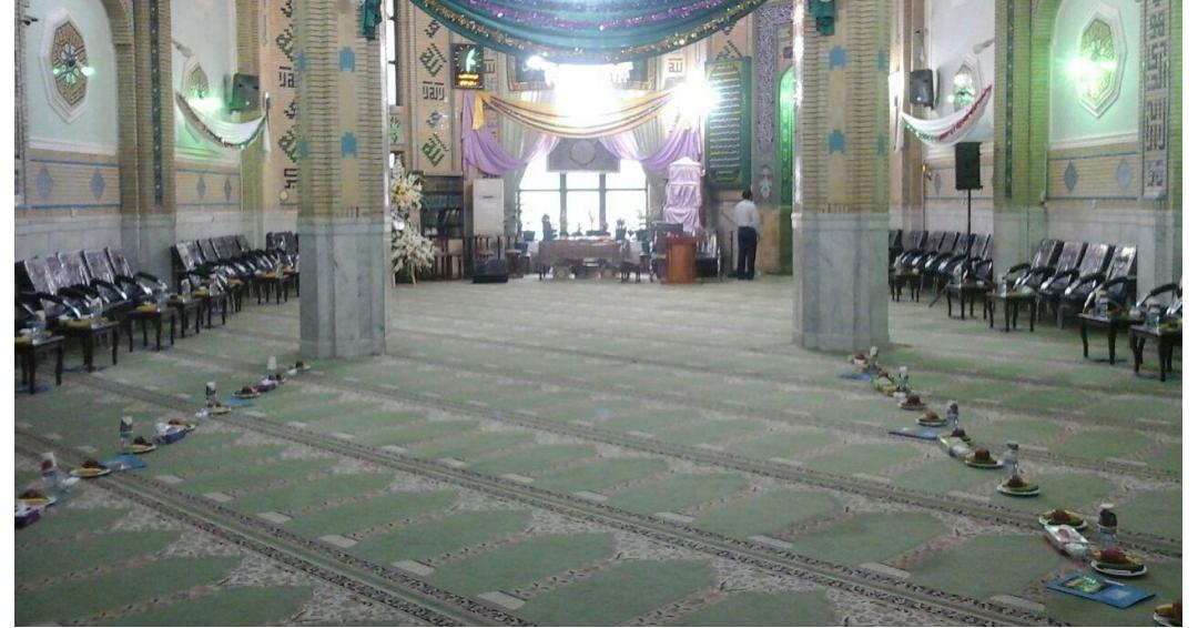 مسجد امام حسن مجتبی بلوار سجاد مشهد