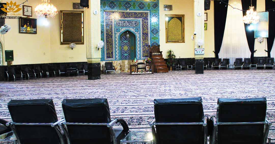 رزرو مسجد در مشهد