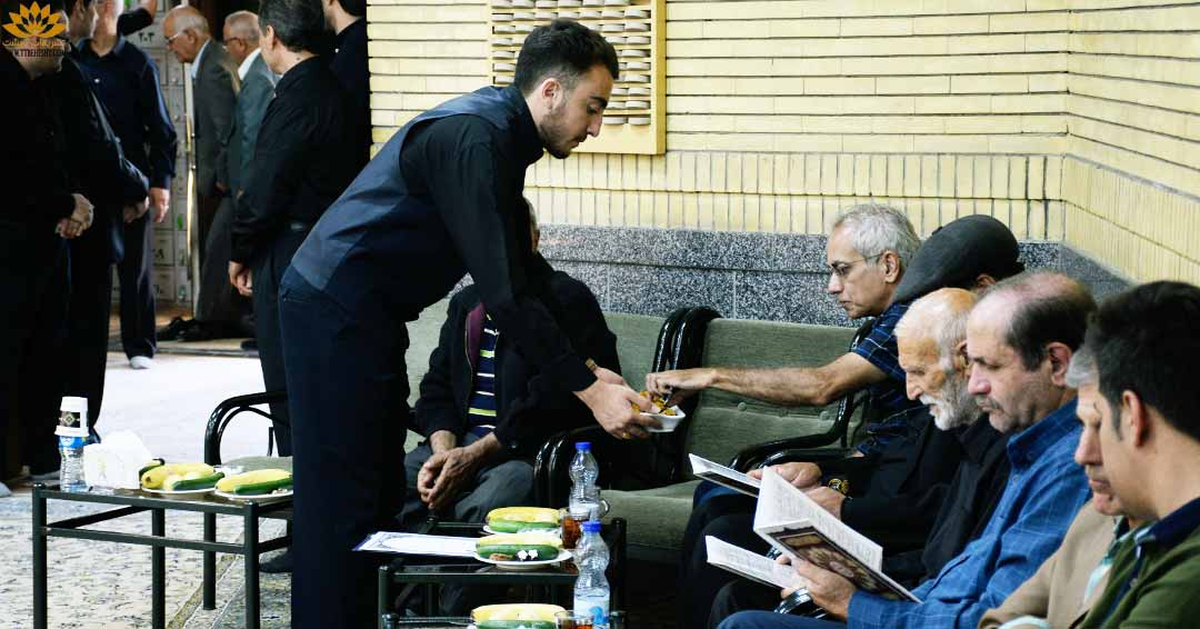 پرسنل پذیرایی در مشهد
