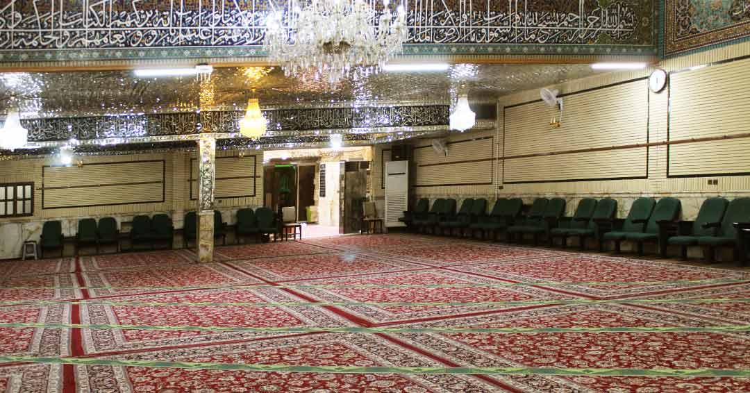 مسجد الزهرا سنابادمشهد