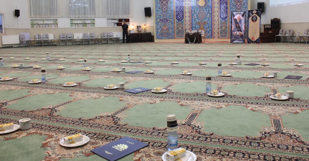 رزرو مسجد غدیر بابا علی مشهد