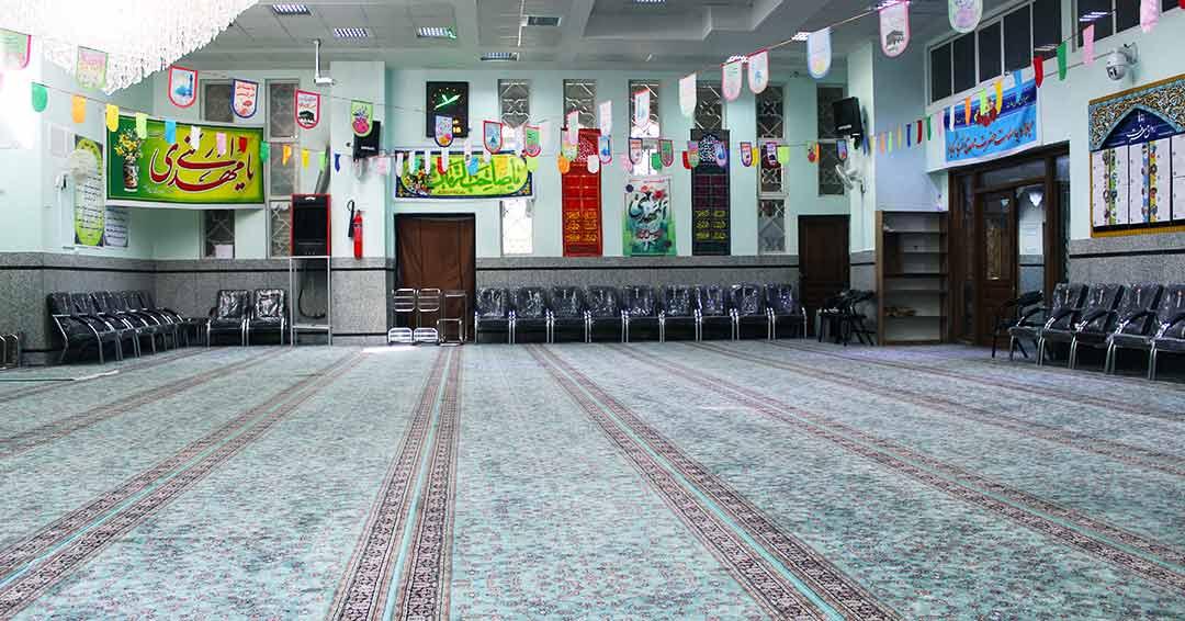 رزرو مسجد امام المنتظر(عج)