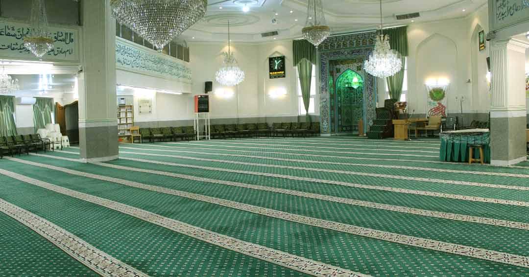 لیست مساجد مشهد