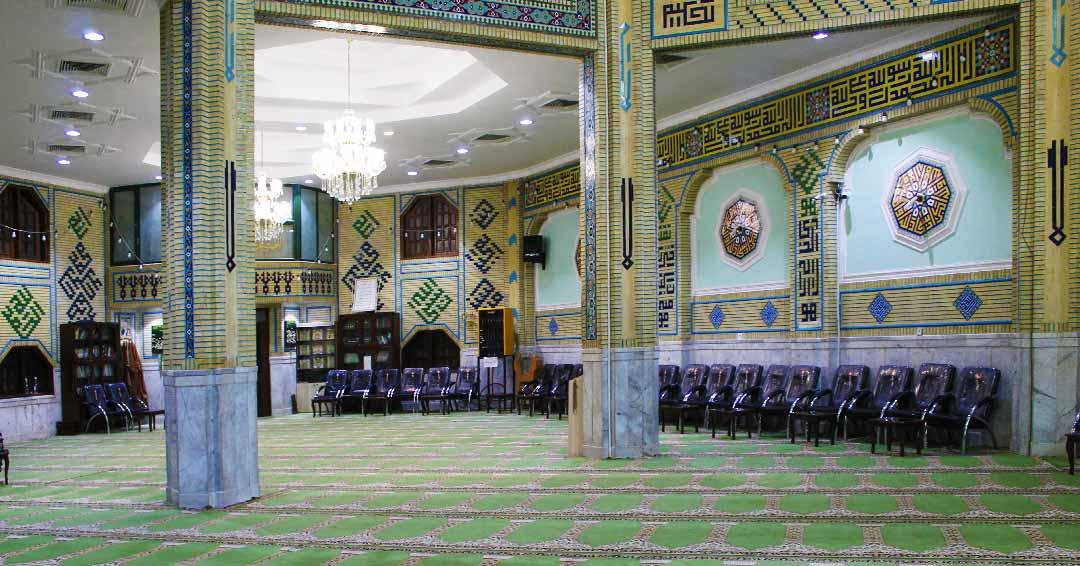 رزرو مسجد امام حسن مجتبی(ع)مشهد