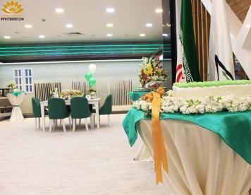 افتتاحیه شرکت ابو دیزاین(طراح دکوراسیون داخلی)