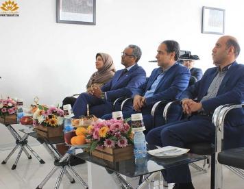 مراسم افتتاحیه اولین کلینک سازمان پزشکان بدون مرز ( msf ) واحد فرانسه در مشهد