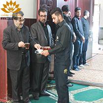 تشریفات بهشت مشهد مسئول برگزاری مراسم ترحیم برای خانواده محترم نظیف کار