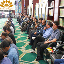برگزاری مراسم ترحیم برای خانواده محترم ابویسانی