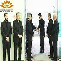 گروه تشریفات بهشت مشهد برگزارکننده مراسم ترحیم برای خانواده محترم فروهر