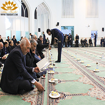 مراسم ختم مرحوم حاج ابراهیم توسلی