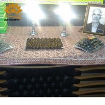 تشریفات بهشت مشهد برگزارکننده مراسم ترحیم برای خانواده محترم دیسفانی