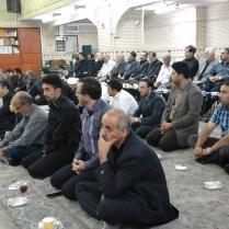 مجلس ترحیم-خانواده محترم مجتبایی
