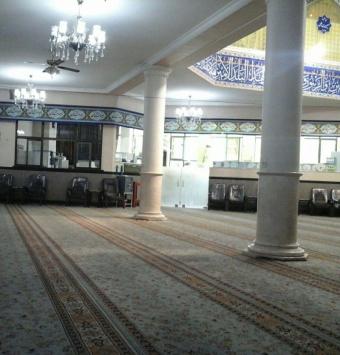 رزرو مسجد حجتی-مشهد