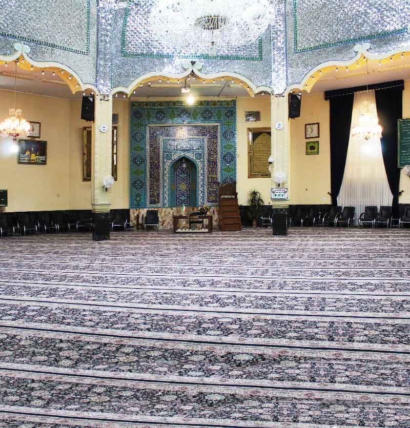 رزرو مسجد امام سجاد مشهد