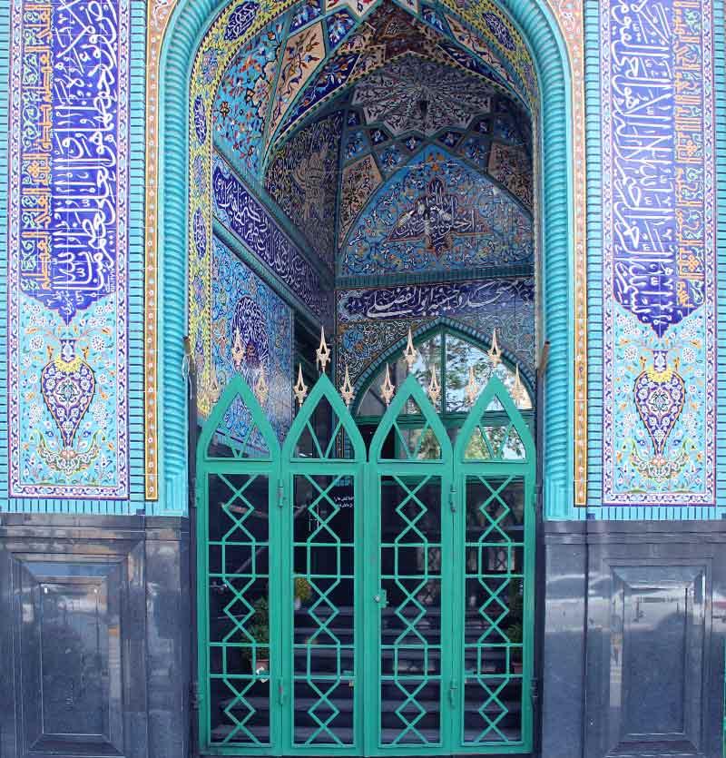 رزرو مسجد ابوالفضلی ها مشهد