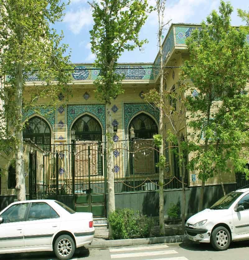 رزرو مسجد حضرت محمد مشهد