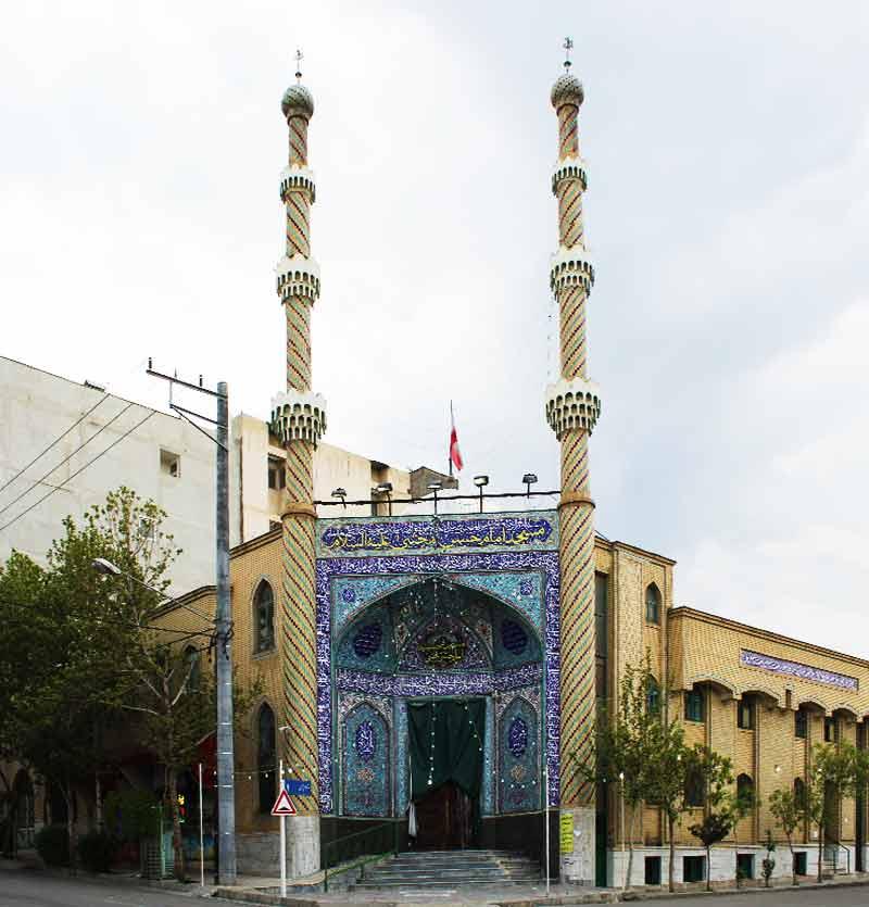 رزرو مسجد امام حسن مجتبی فکوری مشهد