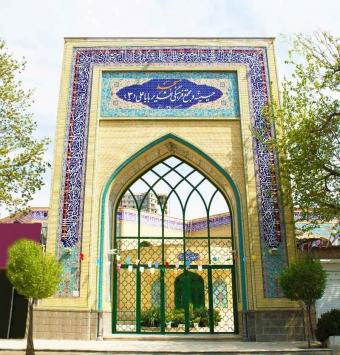 رزرو مسجد غدیرباباعلی-بلوار ارشاد مشهد