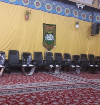 رزرو مسجد بنی فاطمه-احمدآباد مشهد