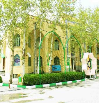 رزرو مسجد المهدی-رضاشهر مشهد