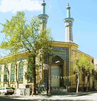 رزرو مسجد توفیق-احمدآباد مشهد
