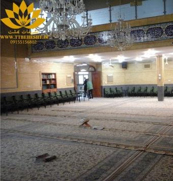 رزرو مسجد قبا-بلوارخیام مشهد