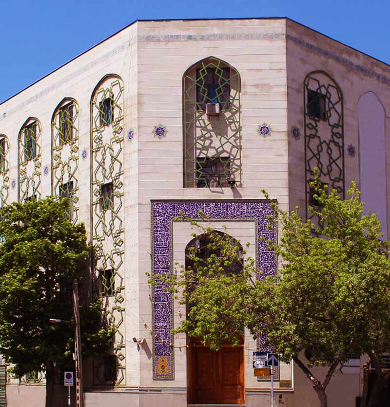 رزرو مسجد نقویه-خیابان عارف مشهد