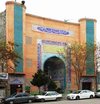 رزرو مسجد صاحب الزمان-مشهد