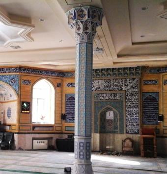مسجدالمهدی بلوار رضوی مشهد