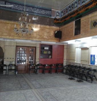 مسجدالنبی کوهسنگی مشهد