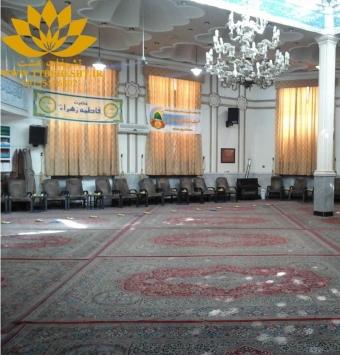 مسجدالمنتظرسازمان آب مشهد