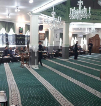 مسجد توفیق مشهد