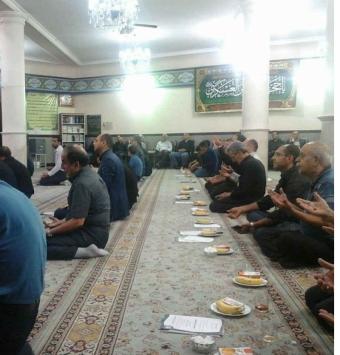 رزرو مسجد حجتی مشهد