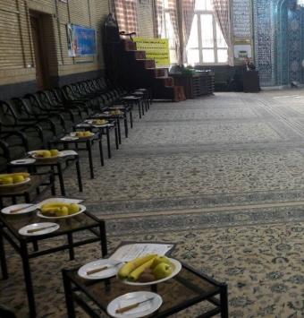 مسجد قبا مشهد