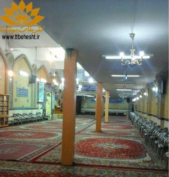 مسجد جوادالائمه مشهد