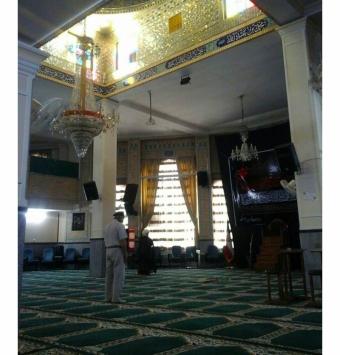 مسجد ولیعصر مشهد