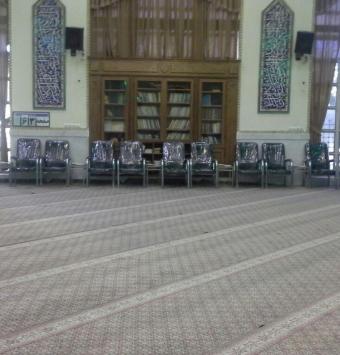 مسجد امام علی مشهد