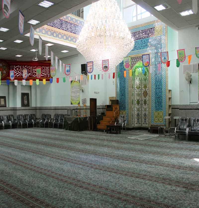 مسجد امام المنتظر مشهد